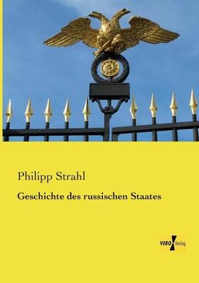 Geschichte des russischen Staates (Paperback)