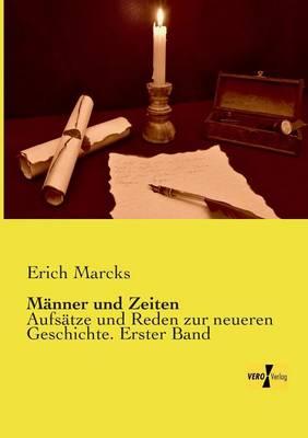 Manner Und Zeiten (Paperback)