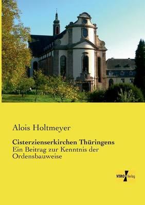 Cisterzienserkirchen Thuringens (Paperback)