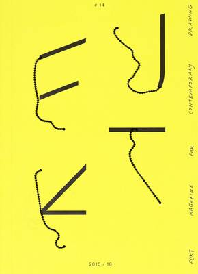 Fukt - Magazine for Contemporary Drawing: 14 (Paperback)