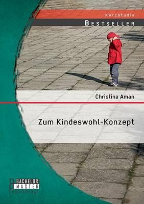 Zum Kindeswohl-Konzept (Paperback)