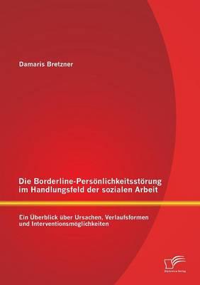 Die Borderline-Personlichkeitsstorung Im Handlungsfeld Der Sozialen Arbeit: Ein Uberblick Uber Ursachen, Verlaufsformen Und Interventionsmoglichkeiten (Paperback)