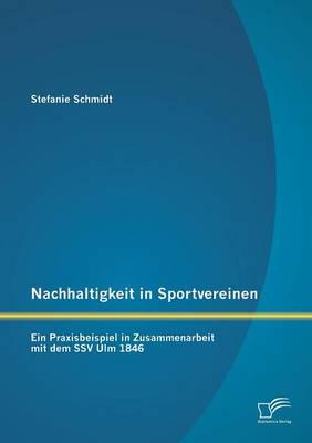 Nachhaltigkeit in Sportvereinen: Ein Praxisbeispiel in Zusammenarbeit Mit Dem Ssv Ulm 1846 (Paperback)