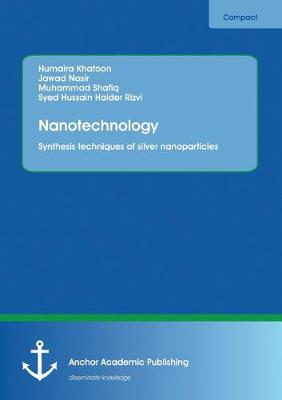 Nanotechnology. Synthesis Techniques of Silver Nanoparticles (Paperback)