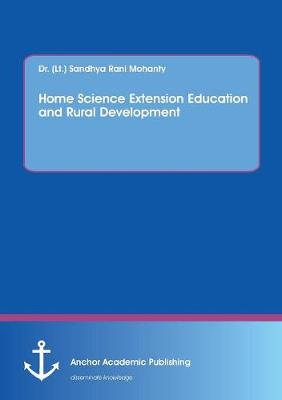 Home Science Extension Education and Rural Development (Paperback)