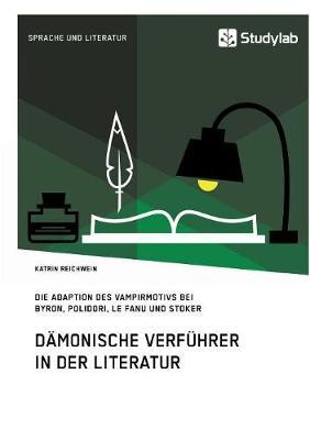 Damonische Verfuhrer in Der Literatur (Paperback)