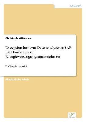 Exception-basierte Datenanalyse im SAP IS-U kommunaler Energieversorgungsunternehmen: Ein Vorgehensmodell (Paperback)