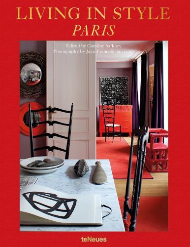 Living in Style Paris - Living in Style (Hardback)