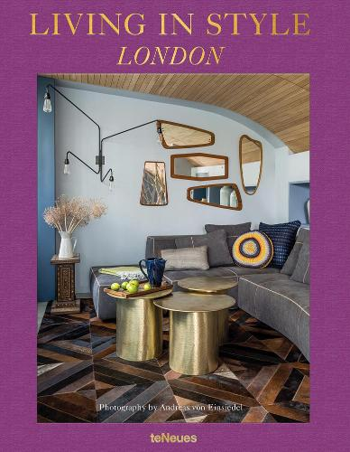 Living in Style London - Living in Style (Hardback)