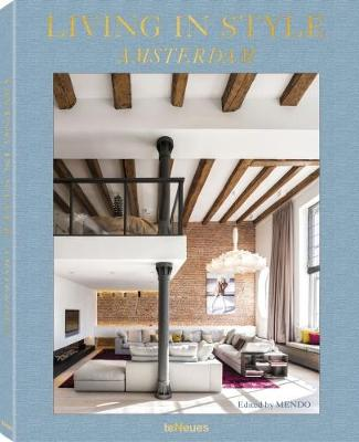 Living in Style Amsterdam - Living in Style (Hardback)