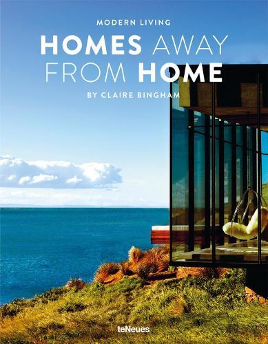 Modern Living - Homes Away from Home (Hardback)