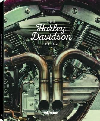 The Harley Davidson Book (Hardback)