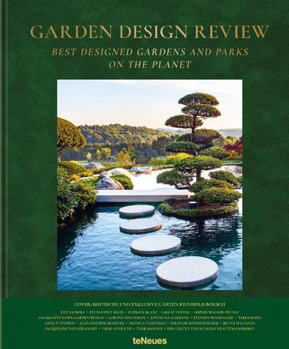 Garden Design Review: Best Designed Gardens and Parks on the Planet (Hardback)
