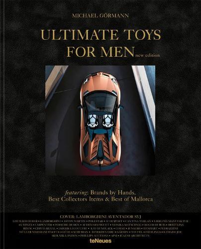 Ultimate Toys for Men, New Edition (Hardback)