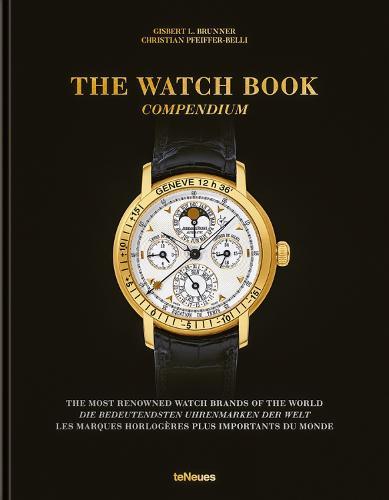 The Watch Book: Compendium (Hardback)