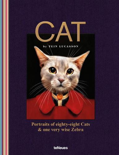 Cat: Portraits of Eighty-Eight Cats & One Very Wise Zebra (Hardback)