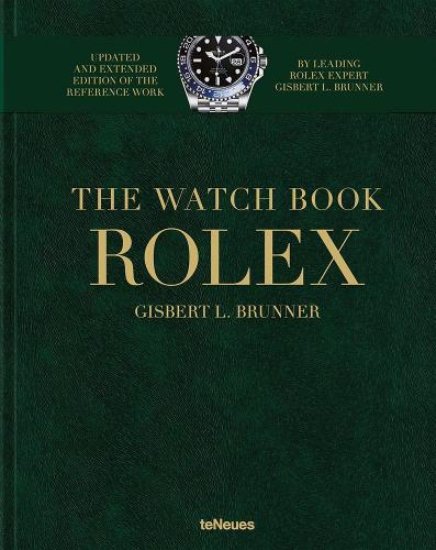 The Watch Book Rolex: New, Extended Edition - The Watch Book (Hardback)