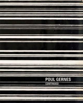 Poul Gernes: Continued (Paperback)