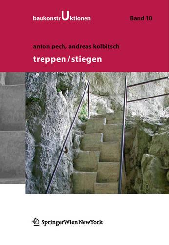 Treppen - Stiegen - Baukonstruktionen (Hardback)