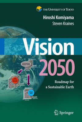 Vision 2050: Roadmap for a Sustainable Earth (Hardback)