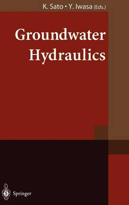 Groundwater Hydraulics (Hardback)