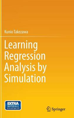 Learning Regression Analysis by Simulation (Hardback)