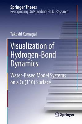 Visualization of Hydrogen-Bond Dynamics: Water-Based Model Systems on a Cu(110) Surface - Springer Theses 125 (Paperback)