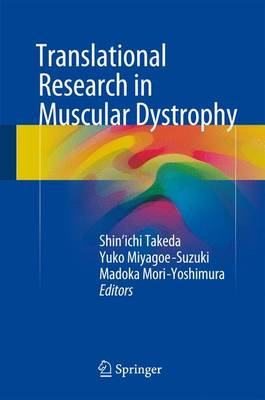 Translational Research in Muscular Dystrophy (Hardback)