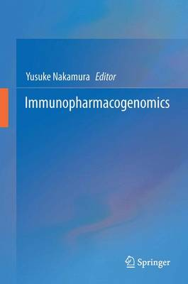 Immunopharmacogenomics (Hardback)