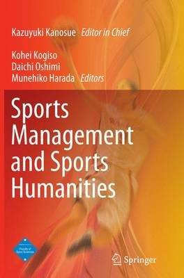Sports Management and Sports Humanities (Paperback)
