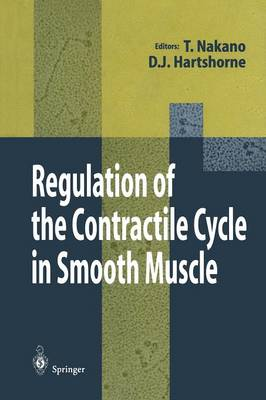 Regulation of the Contractile Cycle in Smooth Muscle (Paperback)