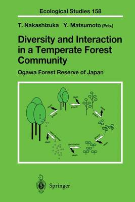 Diversity and Interaction in a Temperate Forest Community: Ogawa Forest Reserve of Japan - Ecological Studies 158 (Paperback)