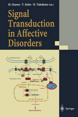 Signal Transduction in Affective Disorders (Paperback)