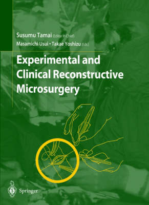 Experimental and Clinical Reconstructive Microsurgery (Paperback)