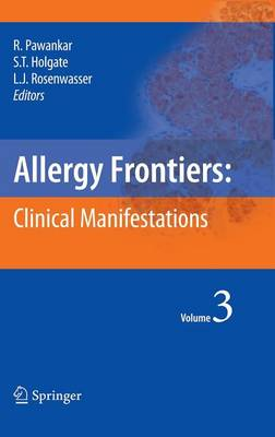 Allergy Frontiers:Clinical Manifestations - Allergy Frontiers 3 (Hardback)
