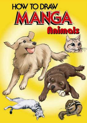 How to Draw Manga: Animals v. 36 (Paperback)