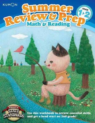 Summer Review & Prep: 1-2 (Paperback)
