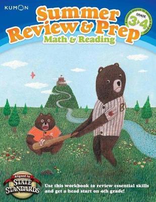Summer Review & Prep: 3-4 (Paperback)