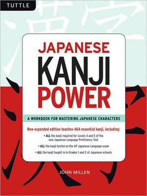 Japanese Kanji Power 2 (Paperback)