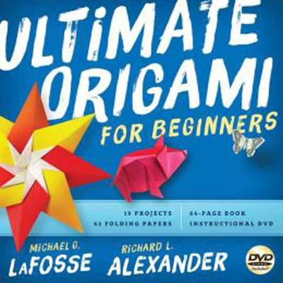 Ultimate Origami for Beginners: The perfect kit for beginners - Everything you need in this box