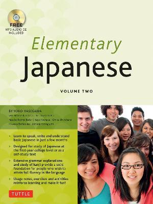 Elementary Japanese: Volume 2 (Paperback)