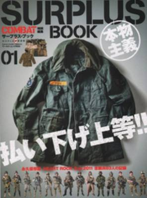 Surplus Book 01 - Combat (Paperback)