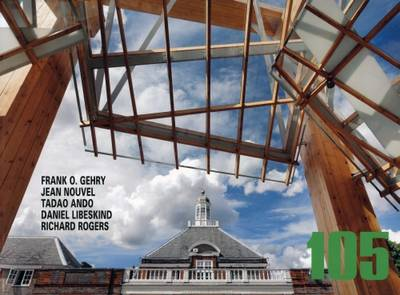 GA Document 105: Gehry, Rogers, Nouvel, Libeskind, Ando (Paperback)