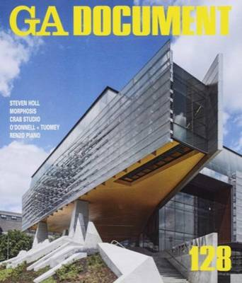 Ga Document 128 - Holl, Morphosis, Crab Studio, O'donnell + Tuomey, Piano (Paperback)