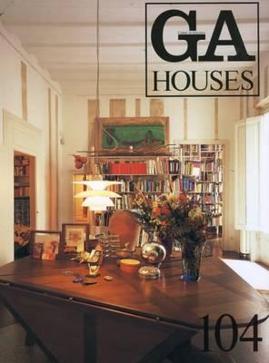 GA Houses: v. 104 (Paperback)