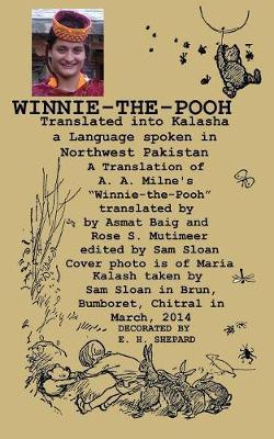 Winnie-The-Pooh Translated Into Kalasha a Translation of A. A. Milne's Winnie-The-Pooh (Paperback)