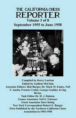 California Chess Reporter 1955-1958 (Paperback)