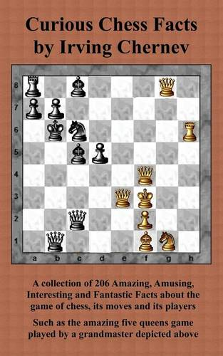 Curious Chess Facts (Paperback)