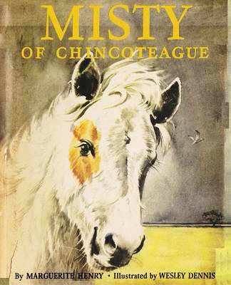 Misty of Chincoteague (Paperback)