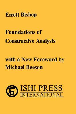 Foundations of Constructive Analysis (Paperback)